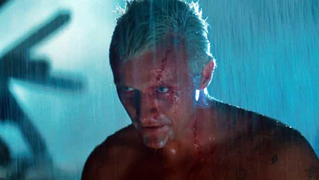 Roy Batty is listed (or ranked) 4 on the list 29 Movie Villains Who Were Probably Right All Along