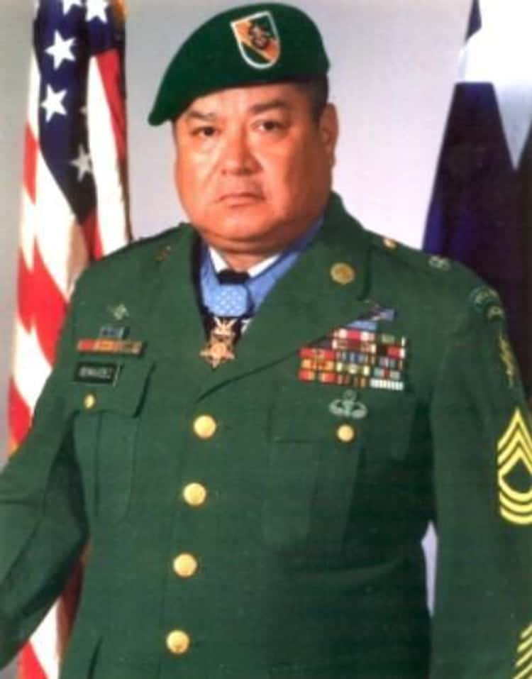 Roy Benavidez Sustained 37 Wounds While Saving Lives in Vietnam (1968)
