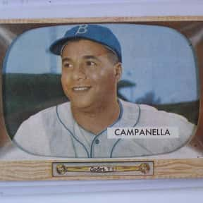 Roy Campanella is listed (or ranked) 11 on the list The Best MLB Players To Have Their Numbers Retired