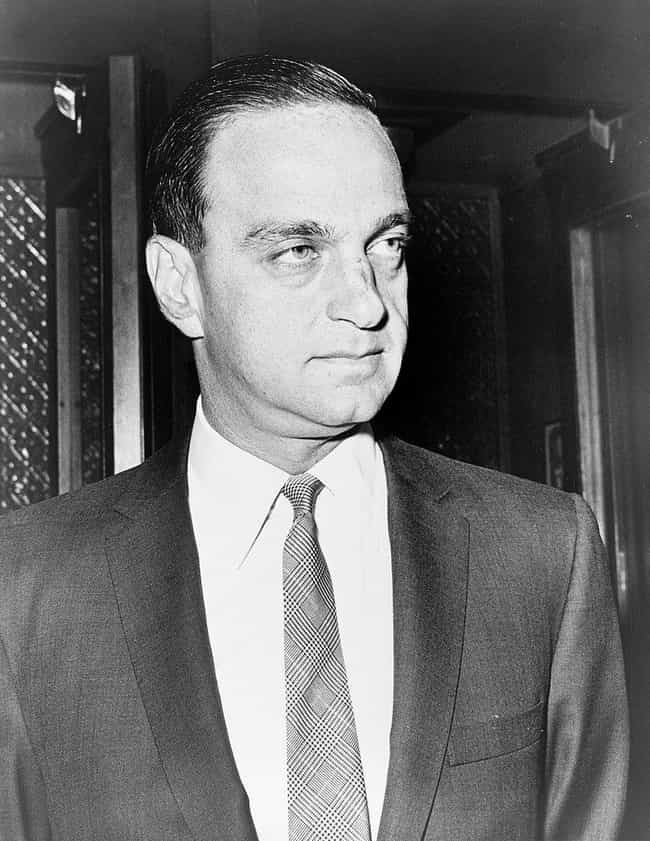 Roy Cohn is listed (or ranked) 3 on the list Famous Gay People Who Died Of AIDS