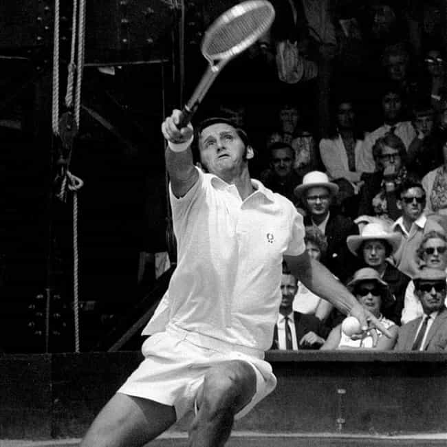 Roy Emerson is listed (or ranked) 4 on the list The Best Tennis Players from Australia