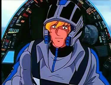 1982 - Roy Focker (Macross)