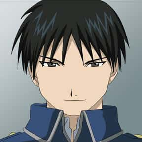 Roy Mustang is listed (or ranked) 12 on the list The Best Anime Characters With Black Hair