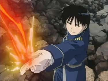 Roy Mustang - 'Fullmetal Alche is listed (or ranked) 1 on the list The 20 Greatest Lawful Good Anime Characters
