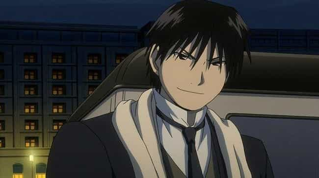 Roy Mustang is listed (or ranked) 4 on the list 20 Heartwarming Anime Quotes You Can't Help But Smile At