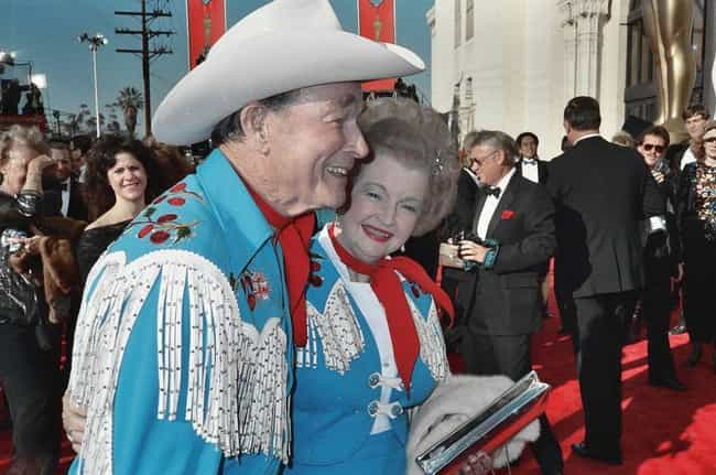 Roy Rogers is listed (or ranked) 1 on the list Famous People Who Have Kids with Down Syndrome