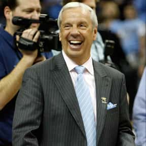 Roy Williams is listed (or ranked) 5 on the list The Greatest College Basketball Coaches of All Time