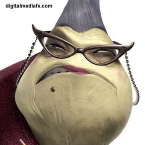 Roz is listed (or ranked) 15 on the list All The Monsters In The 'Monsters, Inc.' Franchise, Ranked By Cuteness