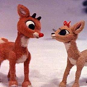 Rudolph the Red-Nosed Reindeer is listed (or ranked) 4 on the list The Best Kids Movies of the 1960s