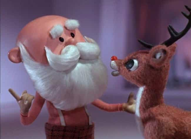 Rudolph the Red-Nosed Re... is listed (or ranked) 1 on the list What Movie Santa Claus You Would Be, Based On Your Zodiac Sign?