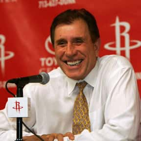 Rudy Tomjanovich is listed (or ranked) 15 on the list The Best Houston Rockets of All Time