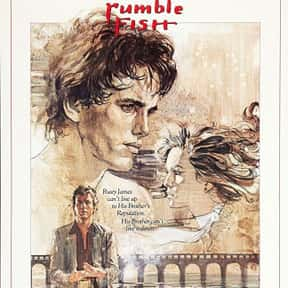 Rumble Fish is listed (or ranked) 11 on the list The Best Diane Lane Movies