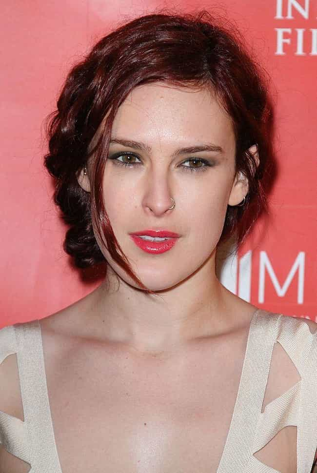 Rumer Willis is listed (or ranked) 6 on the list 26 Celebrities with Nose Piercings