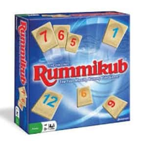 Rummikub is listed (or ranked) 22 on the list The Best Board Games for Parties