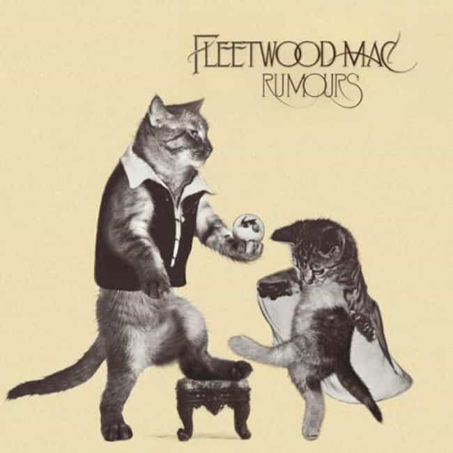 Rumours is listed (or ranked) 4 on the list Genius Recreates Album Covers Featuring Cats