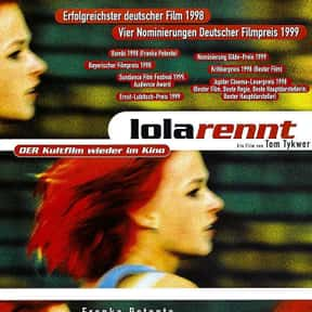 Run Lola Run is listed (or ranked) 17 on the list The Best Time Loop Movies