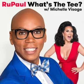 RuPaul is listed (or ranked) 1 on the list The Best Celebrity Podcasts, Ranked
