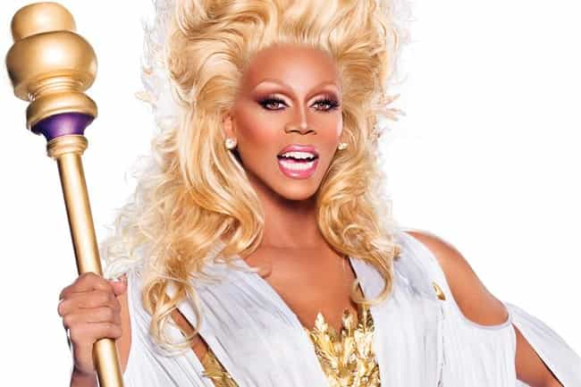 RuPaul is listed (or ranked) 1 on the list Famous Male Drag Queens
