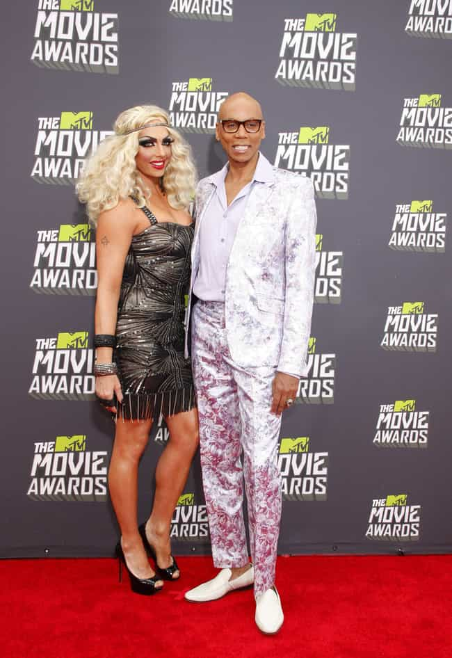 RuPaul is listed (or ranked) 4 on the list Every LGBTQ+ Black Celebrity In Hollywood