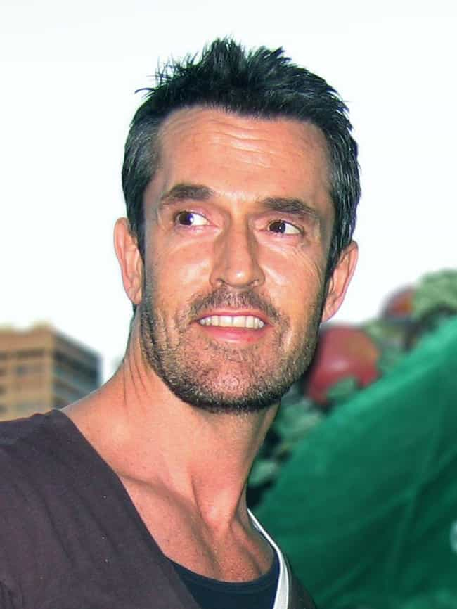Rupert Everett is listed (or ranked) 4 on the list 8 Gay Celebrities Who Came Out in High School