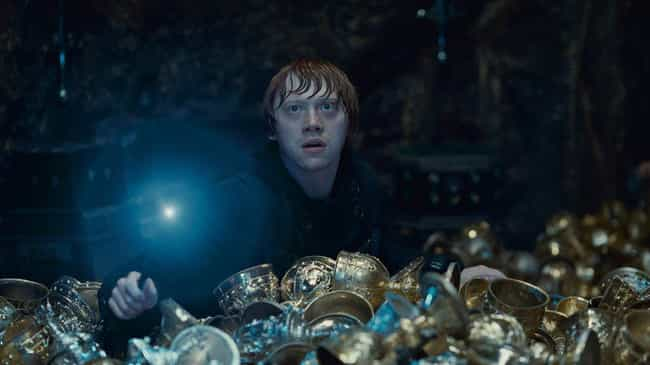 Rupert Grint is listed (or ranked) 3 on the list What The 'Harry Potter' Cast Thinks Of The Franchise