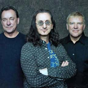 Rush is listed (or ranked) 14 on the list The Greatest Live Bands of All Time