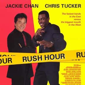 Rush Hour is listed (or ranked) 5 on the list The Best PG-13 Comedies of All Time