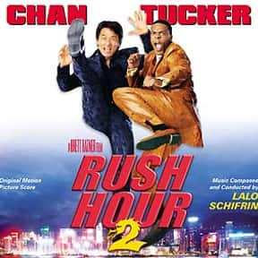 Rush Hour 2 is listed (or ranked) 6 on the list The Best '00s Cop Movies