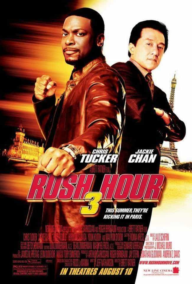 Rush Hour 3 is listed (or ranked) 3 on the list The Best Rush Hour Movies
