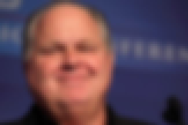 Rush Limbaugh is listed (or ranked) 4 on the list 36 of the Most Famous ENTJs