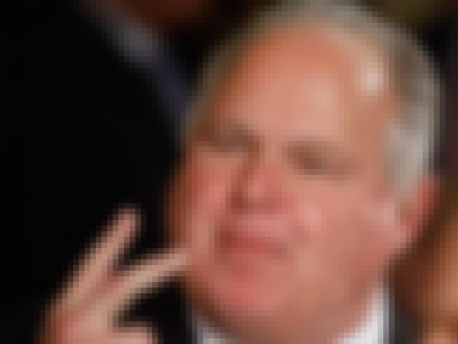 Rush Limbaugh is listed (or ranked) 4 on the list 31 Celebrities You Didn't Know Have Side Businesses