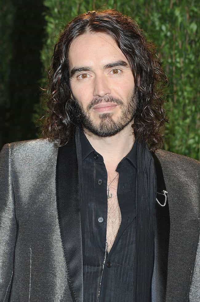 Russell Brand is listed (or ranked) 8 on the list Celebrities Who Had To Quit Drinking