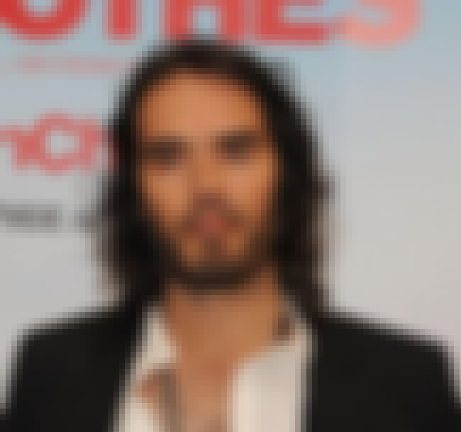 Russell Brand is listed (or ranked) 4 on the list Celebrities Who Self-Harm