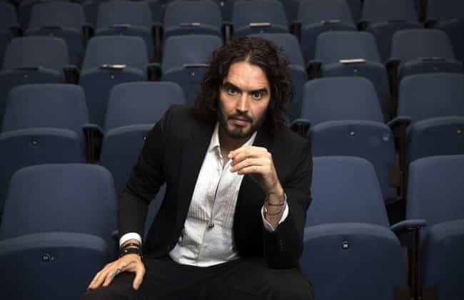 Russell Brand is listed (or ranked) 4 on the list Celeb Trainwrecks Who Got Their Acts Together