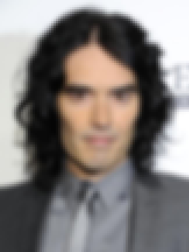 Russell Brand is listed (or ranked) 4 on the list List of Famous Activists