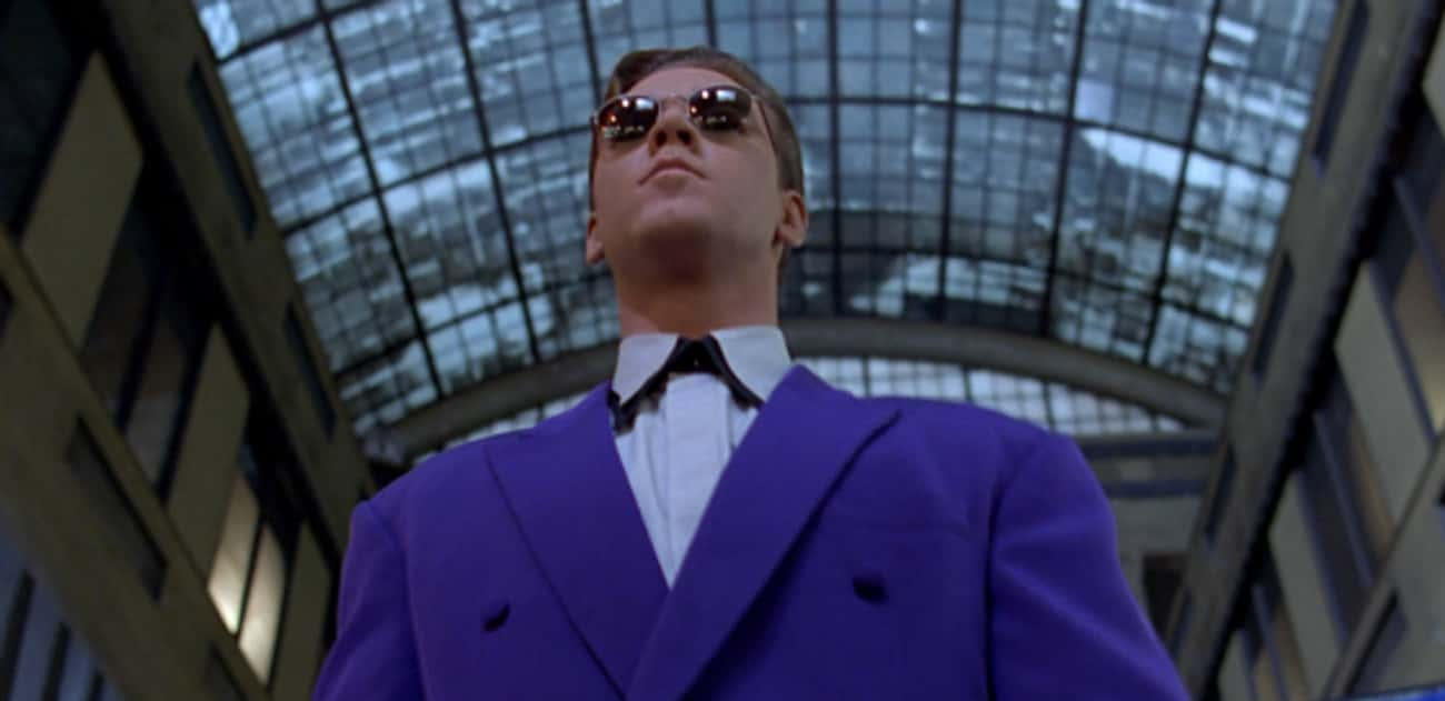 Russell Crowe - 'Virtuosity' is listed (or ranked) 4 on the list 15 Movie Stars You Forgot Played Villains In Blockbuster Movies