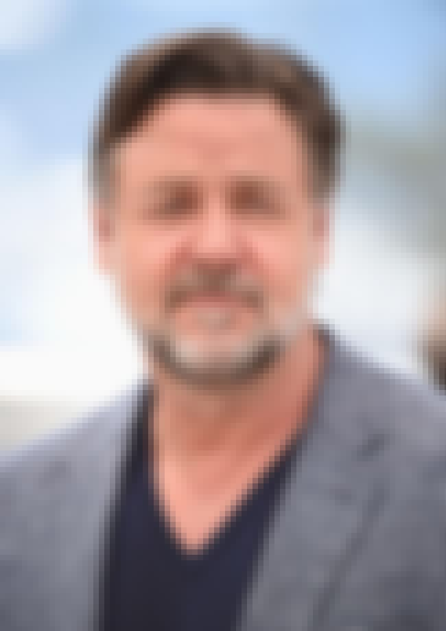 Russell Crowe is listed (or ranked) 4 on the list Famous Friends of Giorgio Armani
