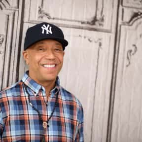 Russell Simmons is listed (or ranked) 9 on the list Famous People From Queens