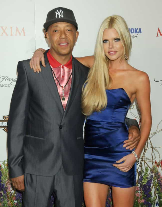 Russell Simmons is listed (or ranked) 7 on the list Sophie Monk Loves and Hookups