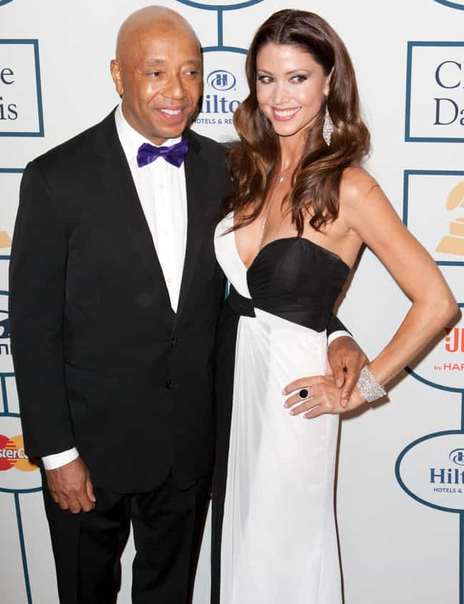 Russell Simmons is listed (or ranked) 1 on the list Every Celebrity Shannon Elizabeth Has Dated, From Derek Hough To Enrique Iglesias