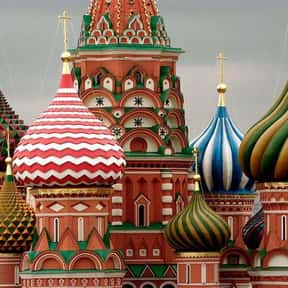 Russia is listed (or ranked) 19 on the list The Best European Countries to Visit with Kids