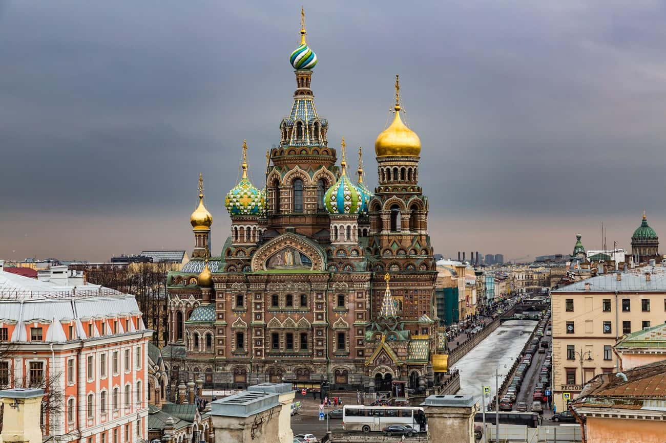 Russia is listed (or ranked) 3 on the list The Best Eastern European Countries to Visit