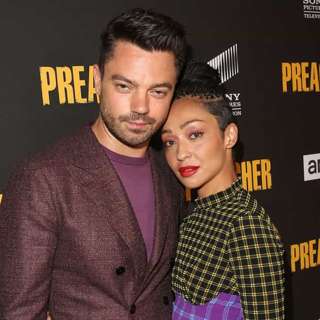Ruth Negga is listed (or ranked) 1 on the list Dominic Cooper Loves and Hookups