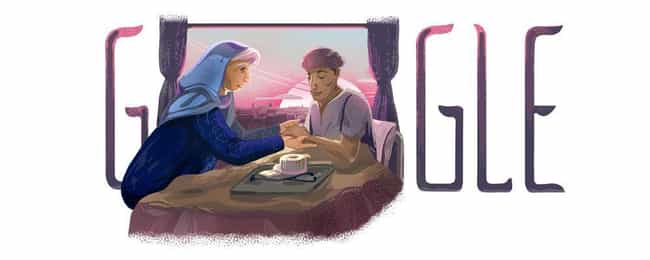 Ruth Pfau is listed (or ranked) 1201 on the list Every Person Who Has Been Immortalized in a Google Doodle