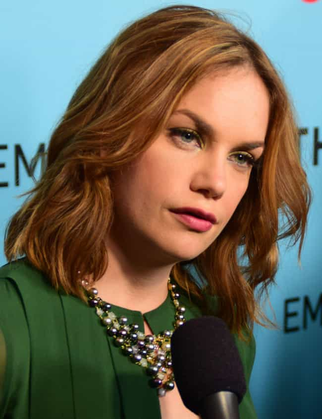 Ruth Wilson is listed (or ranked) 5 on the list Jude Law's Loves & Hookups