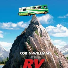 RV is listed (or ranked) 16 on the list The Funniest Road Trip Comedy Movies