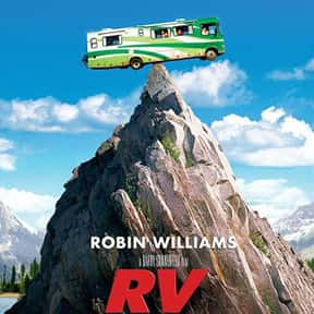 RV is listed (or ranked) 23 on the list The Best Ever Robin Williams Movies