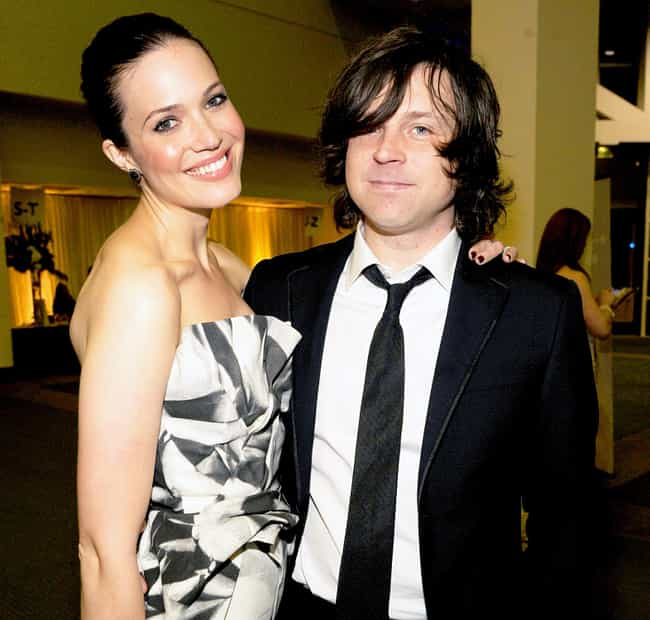 Ryan Adams is listed (or ranked) 2 on the list Mandy Moore's Loves & Hookups