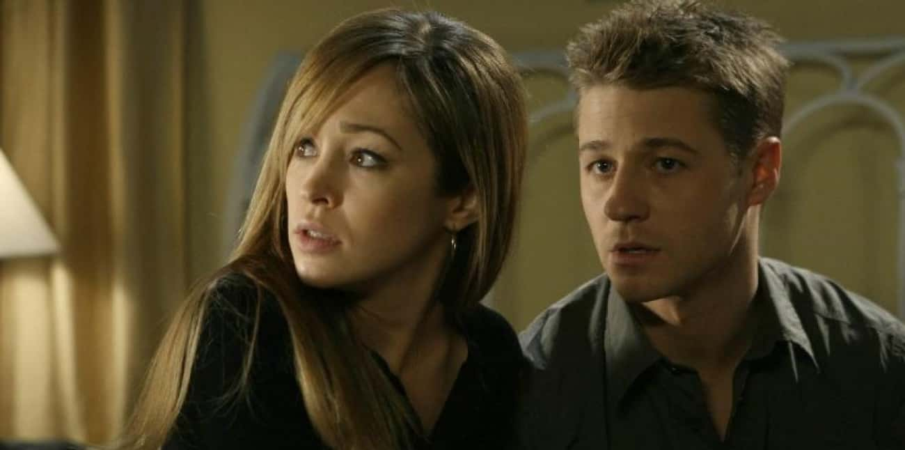 Ryan And Taylor In 'The O.C.' is listed (or ranked) 4 on the list TV Characters Who Ended Up With The Wrong Person