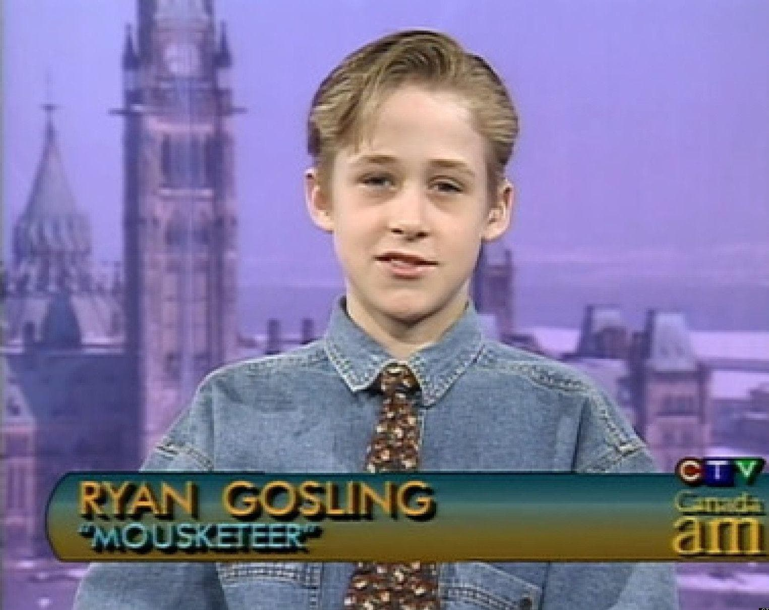 Random Actors That Started Their Careers In Adorable Children's Roles